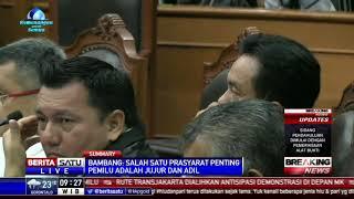 Tim Hukum Prabowo-Sandi Bacakan Permohonan Sengketa Pilpres #1