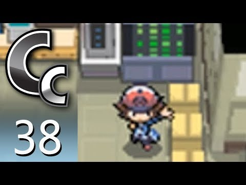 Pokémon Black & White - Episode 38: But A Lowly Surf