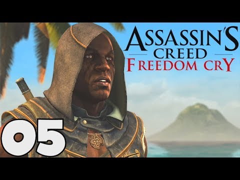 ASSASSIN'S CREED 4 BLACK FLAG (FR) - 05 : FREEDOM CRY (DLC)