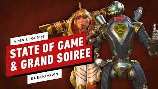 Apex Legends Grand Soiree Breakdown and the State of Matchmaking