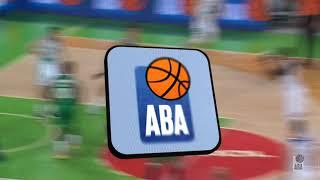 ABA Liga 2019/20, Round 2 match: Cedevita Olimpija - Cibona (13.10.2019)