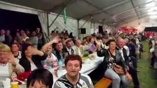 Grodzisko Opolskie, Dozynki 2014,Live Auftritt Andi & Lucia