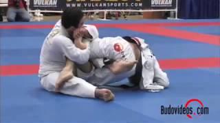 マルセロ・ガッシア vs アドリアーノ・シルバ (腕十字ひしぎ固め) Marcelo Garcia vs Adriano Silva (Armbar)