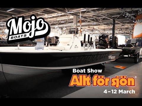 Mojoboats - Båtmässan Allt För Sjön 2017