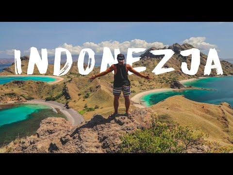Indonezja w pigułce - 15 dni przygód(Bali,Jawa,Komodo)//15 days in Indonesia
