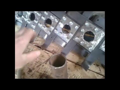 Фреза на т-25 своими руками видео