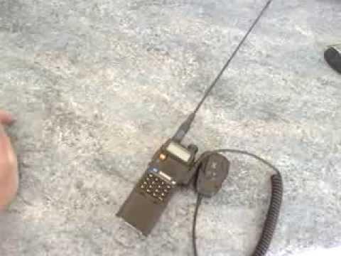 Diamond RH771 SF SMA antenna for my uv5r