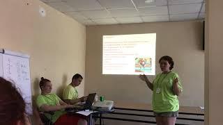 Моя презентация на ШЭПР-16: «Спорт на Байкале»