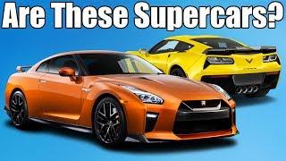 What Makes A Supercar, A Supercar?