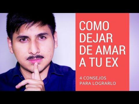 Como Dejar de Amar a Tu Ex: 4 recomendaciones eficaces para lograrlo