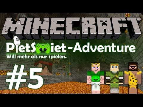 Let's Play Minecraft Adventure-Maps [Deutsch/HD] - PietSmiet-Adv #5