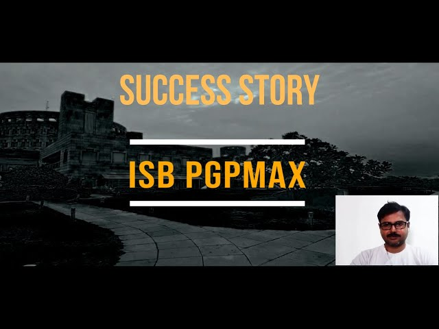 ISB PGPMax | GyanOne ISB Admission Consultants