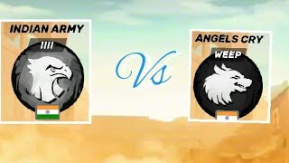 Clan War l How to win A loosing Match. l Indian Army(llll) vs Angels Cry (WEEP)