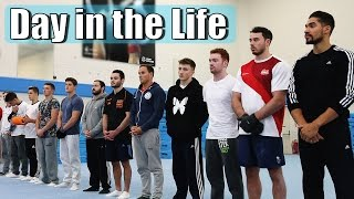 Day in the life of a Professional Gymnast | Olympic squad training in Portugal