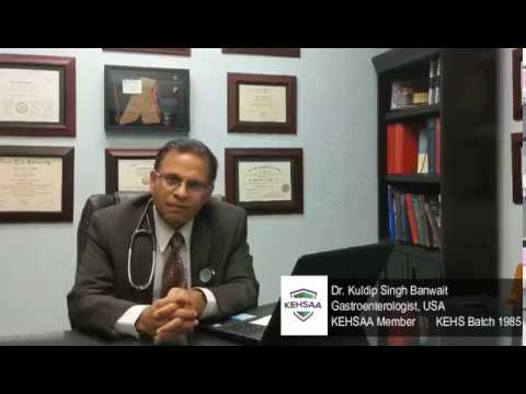 Dr. Kuldip Singh Banwait , Gastroenterologist, USA #Gastroenterology