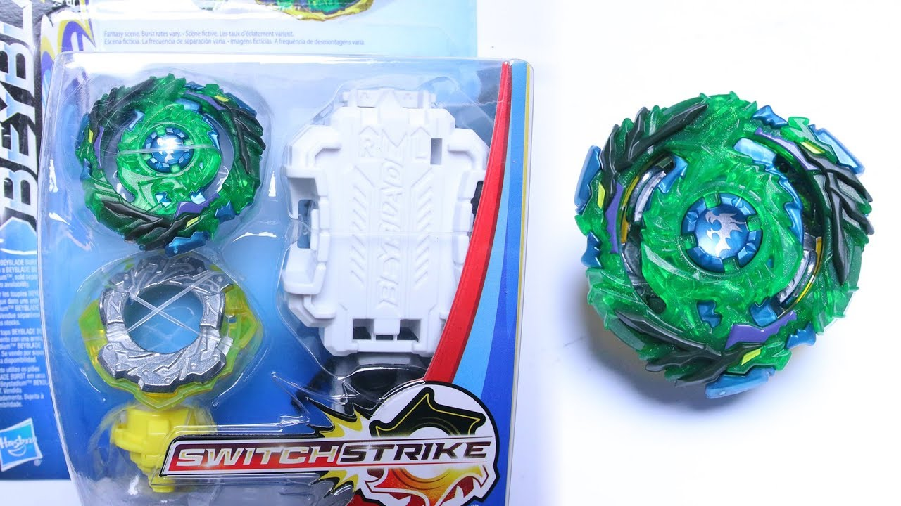 New Drain Fafnir F3 7c S Unboxing And Testing Beyblade