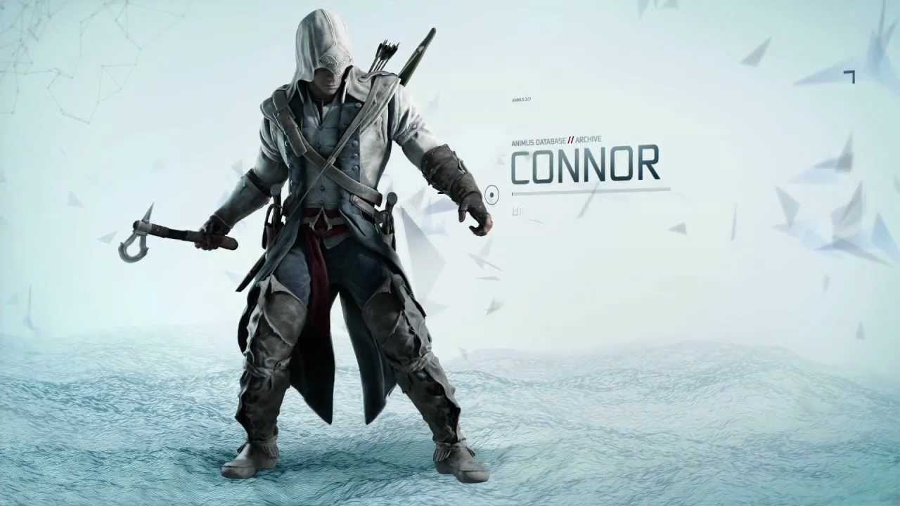 Assassin S Creed Iii Connor 360 Trailer Ubisoft Na Youtube