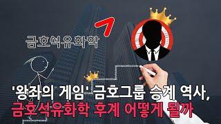 '왕좌의 게임' 금호그룹 승계 역사, 금호석유화학 후계…