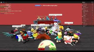 DJ TIME/ROBLOX CLUB DJ