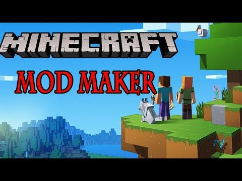 Mod Maker For Minecraft Pe Apps On Google Play