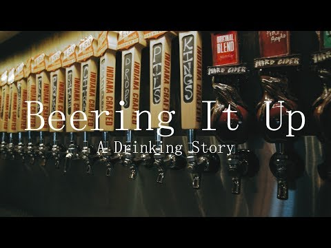 Beering It Up! A Drinking Story @ 450 North Brewing Company