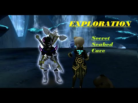 Dragon Nest Exploration Seabed Cave  