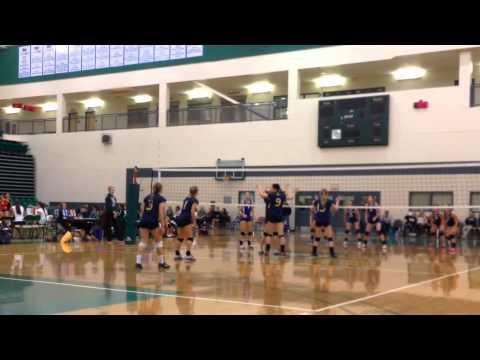 Emily Koshinsky - Volleyball Recruitment Video