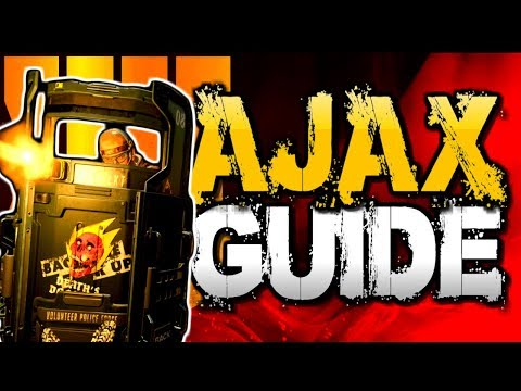 How To Use Ajax Effectively | Black Ops 4 Specialist Guide
