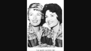 The Barry Sisters (aust.) - Covered Wagon Lullaby (c.1959).