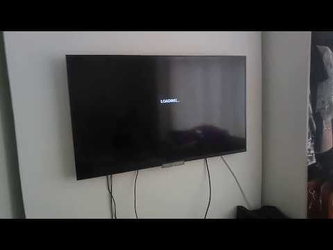 Sony Smart TV Network Connection Problems - SOLVED