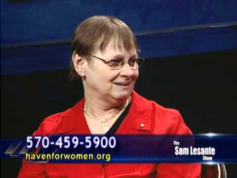 The Sam Lesante Show - Haven for Women