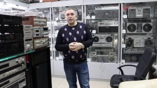 видео Винтажная аудиотехника