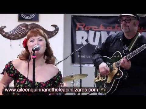 American Rumble Music: AILEEN QUINN AND THE LEAPING LIZARDS
