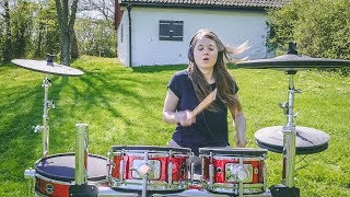 Ignite - K-391 & Alan Walker (Julie & Seungri) | Drum Film Cover by TheKays