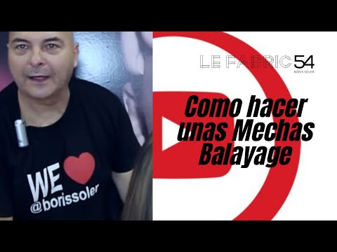 Como hacer unas Mechas Balayage , How to