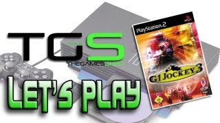 Let's Play G1 Jockey 3 - PS2 - Mark VS Jamie - Battle 30