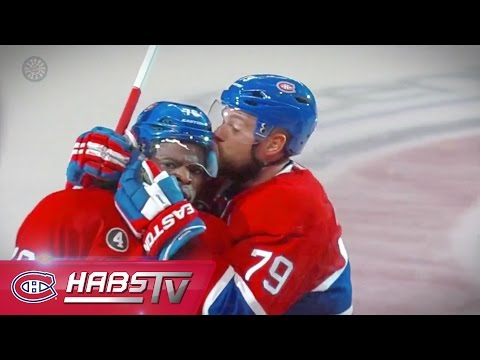 Markov plants a kiss on Subban