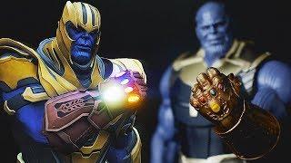 THANOS VS THANOS! (Fortnite VS Infinity War)