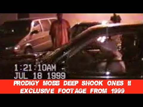 """Prodigy MOBB DEEP """"Shook Ones PART 2"""" 1999 PERFORMANCES VIDEO! UNRELEASED #RIPPRODIGY"""