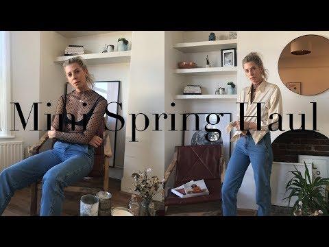 Mini Spring Haul Lookbook | Topshop, & Other Stories, ASOS, Ganni