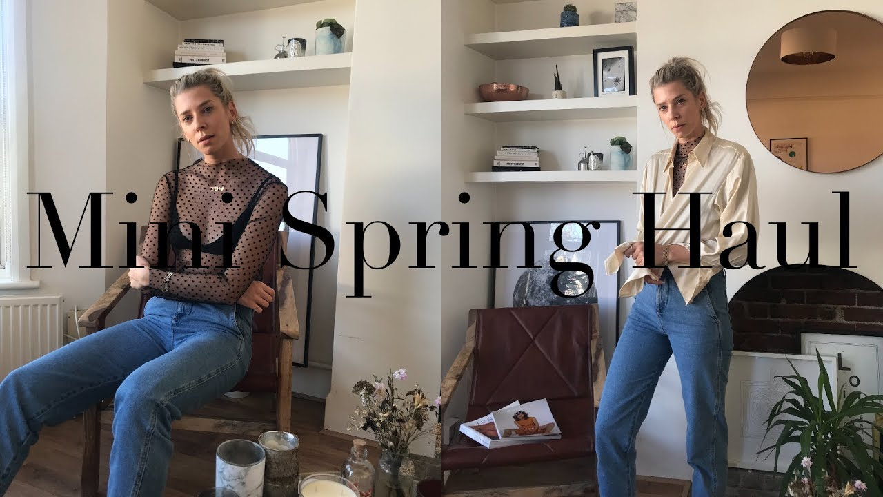 [VIDEO] - Mini Spring Haul Lookbook | Topshop, & Other Stories, ASOS, Ganni 5