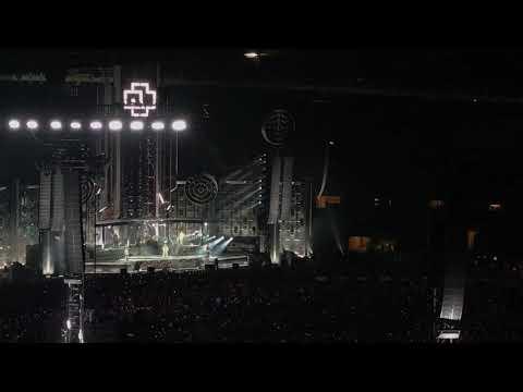 Rammstein - Was Ich Liebe (Intro), Wien, Ernst-Happel-Stadion 22.08.19