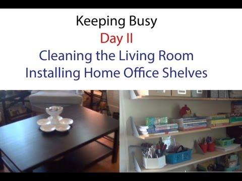 Keeping Busy - Day II