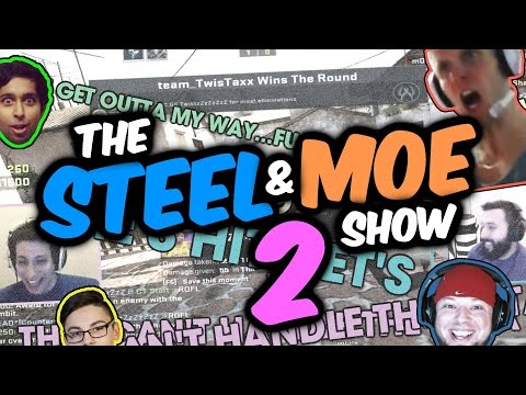 The Steel & mOE Show #2: FPL Debut Special Edition ☆w/ hades☆ [Feat. ShahZaM, Twistzz, OCEAN, etc.]