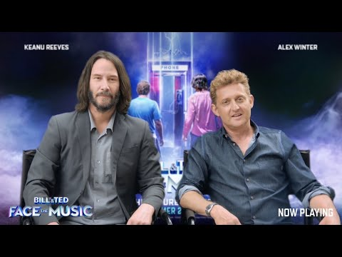 BILL & TED FACE THE MUSIC - Thank You
