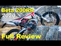 2020 Beta 200rr Full Review | This Bike Does Something Better Than Any Other Bike!