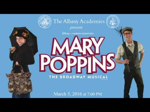 The Albany Academies - Mary Poppins - March 5,  2016
