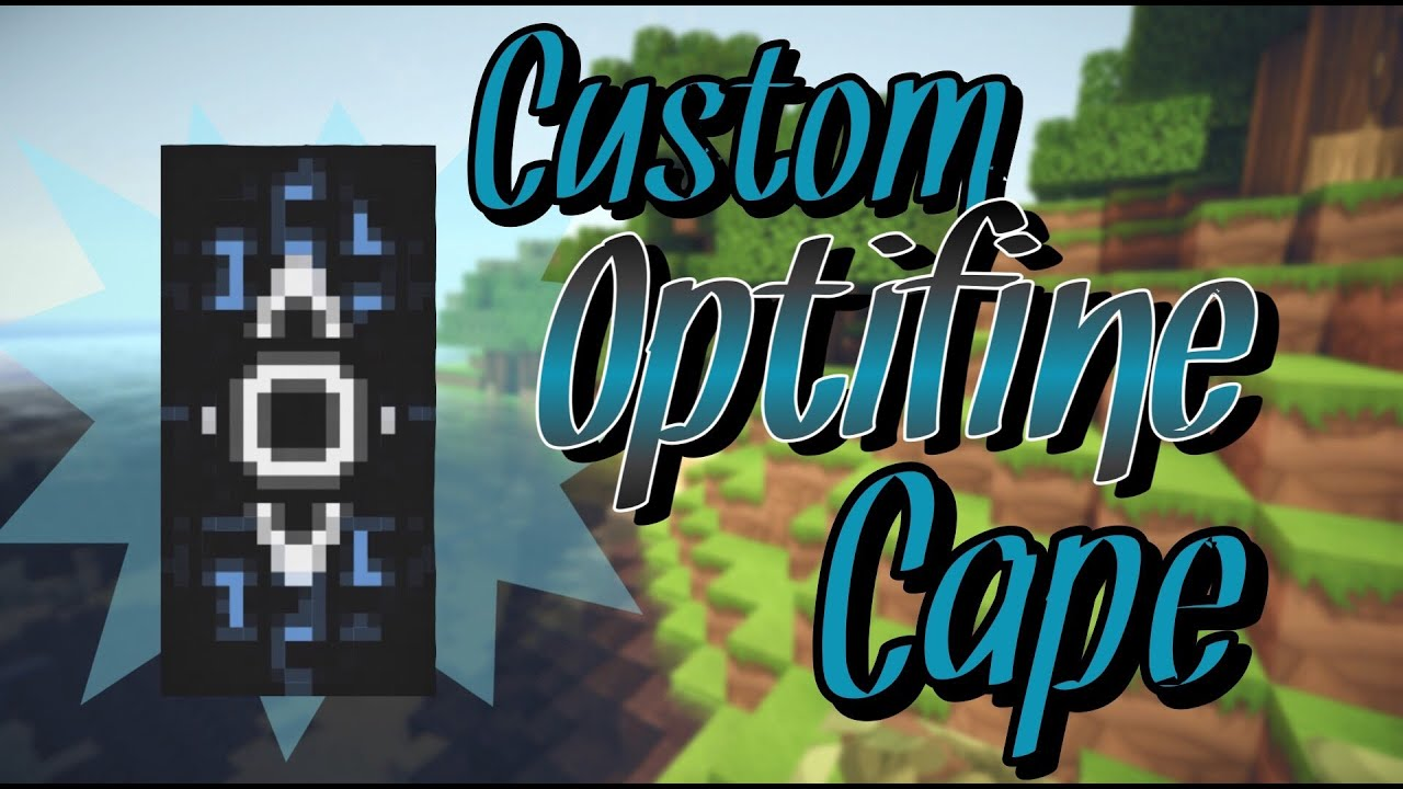 How to get Custom Minecraft Capes!