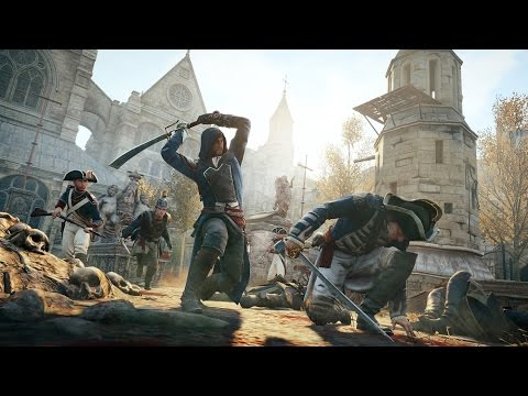 Assassin's Creed Unity: Heavy Falchion (The best heavy weapon)