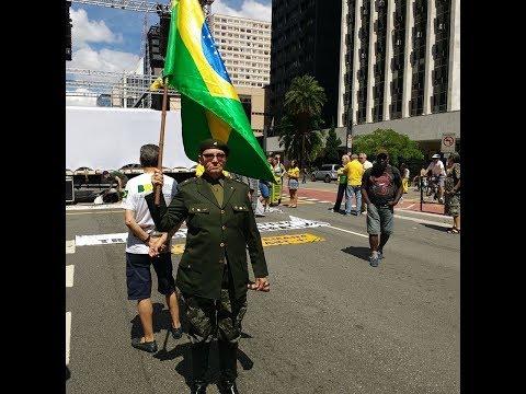 Direto do V-T São Paulo para o Brasil e o mundo Gracinha Felix